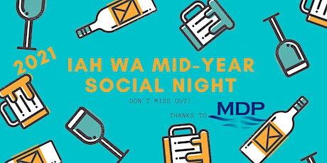 2021 IAH WA Mid-Year Social Night tickets
