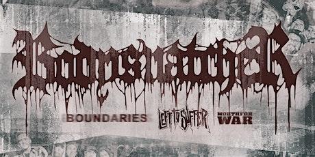 Bodysnatcher San Angelo, TX tickets