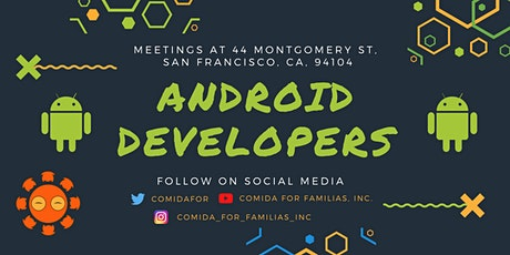 Android Developer Volunteers tickets