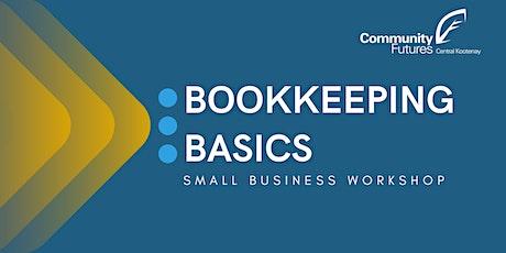 Bookkeeping Basics tickets