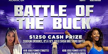 Battle Of The Buck tickets