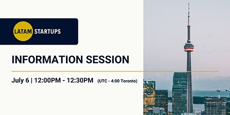 LatAm Startups Information Session tickets