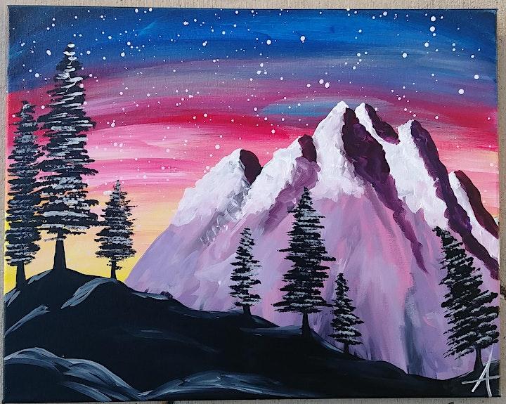 Crimson Peak- Canvas Painting image