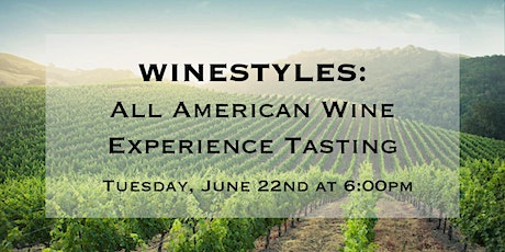 All American Experience Wine Tasting tickets