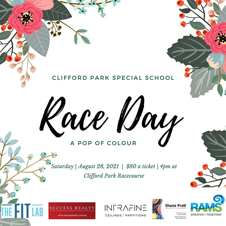 Clifford Park Special School Race Day image