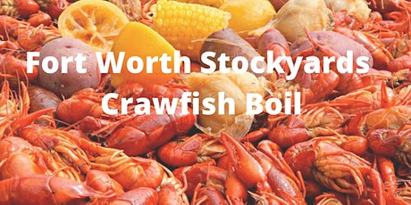 Stockyards Crawfish Boil tickets