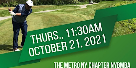 The NY Black MBA 2nd Golf Classic 2021 Fundraiser tickets