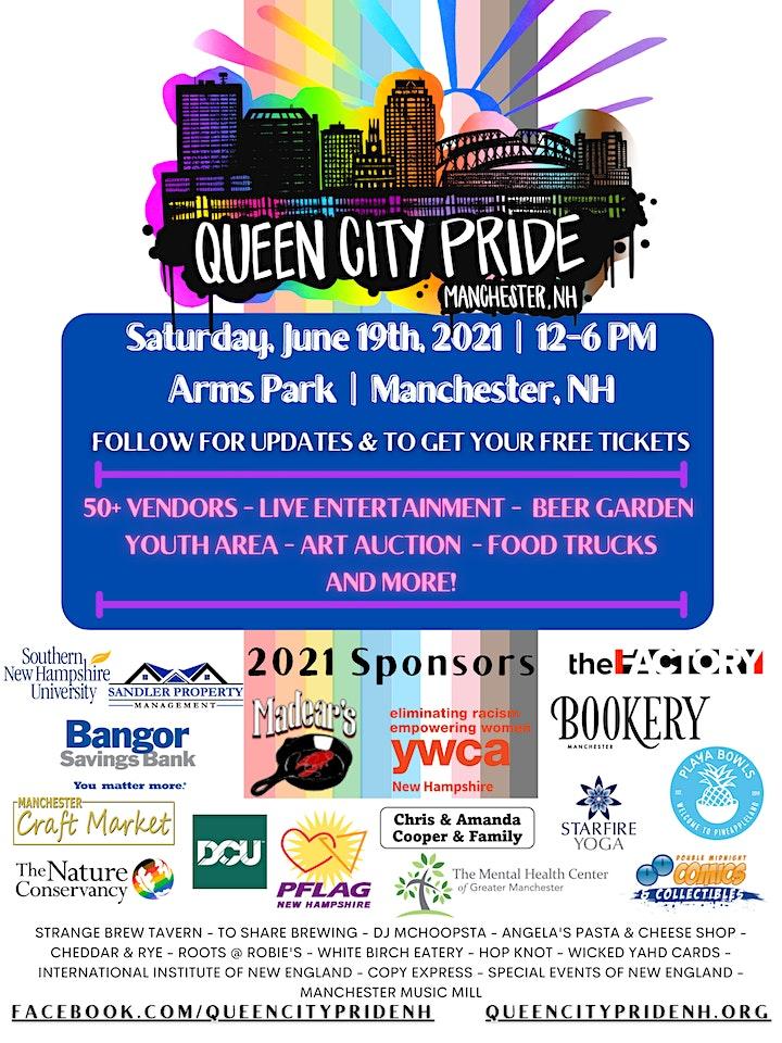 Queen City Pride Festival image
