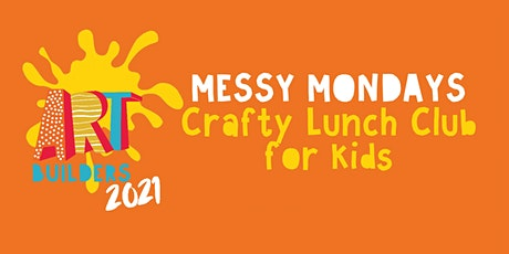 Messy Monday Art Club for Kids tickets
