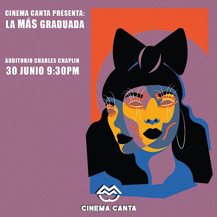 Imagen de Cinema Canta Presenta:  La más graduada