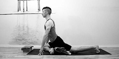 Trevor's Zoom Yoga Class, Wednesday June 23rd, 9:30am PST tickets