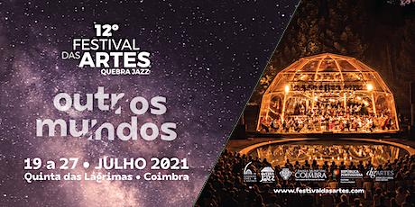 JANTAR GOURMET no Hotel Quinta das Lágrimas | Festival das Artes QuebraJazz bilhetes