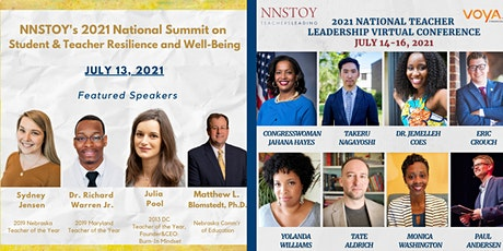 National Teacher Leadership Virtual Conference and Summit on Well-Being tickets