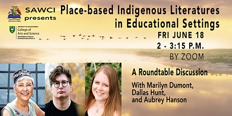 Place-based Indigenous Literatures in Educational Settings tickets