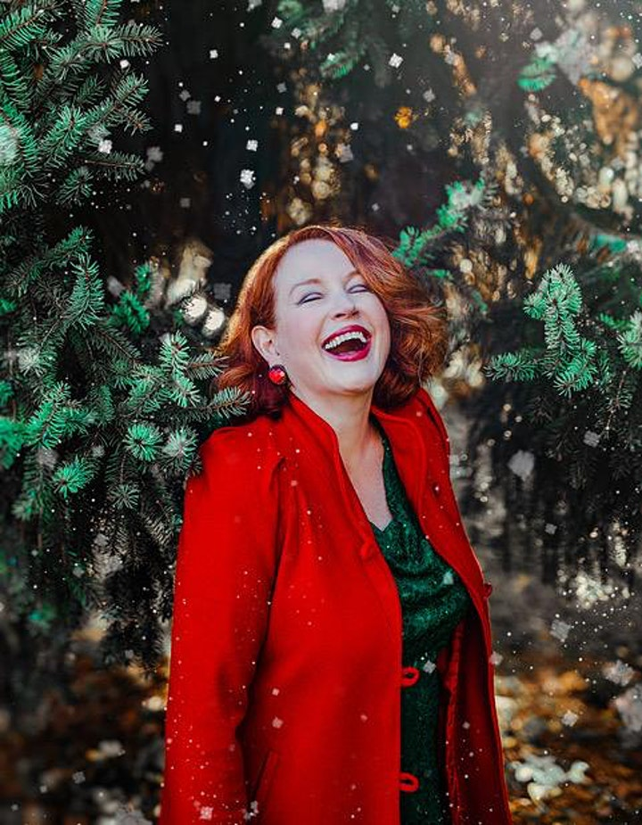 Lynne Rothrocks Christmas Cabaret An Evening of Song, Story and Christmas C image