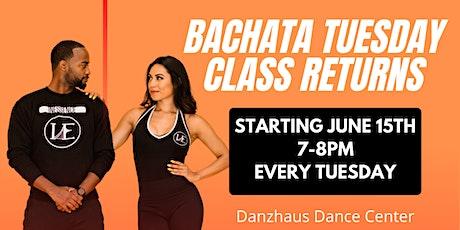 Bachata Tuesday Class tickets