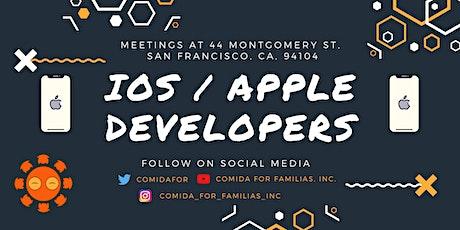 Apple Developer Volunteers tickets