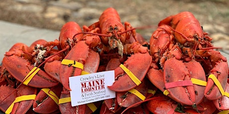 FATHERS DAY WEEKEND FRESH LIVE MAINE LOBSTERS AND MORE tickets
