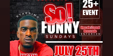 So Funny Sunday Starring Justin Whitehead and Others! tickets