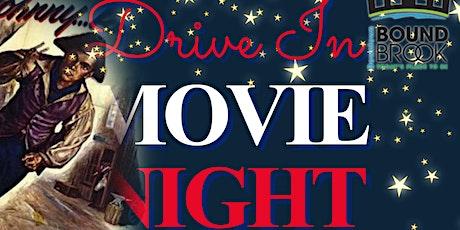 DRIVE IN MOVIE NIGHT AT BILLIAN LEGION PARK- JOHNNY TREMAIN tickets