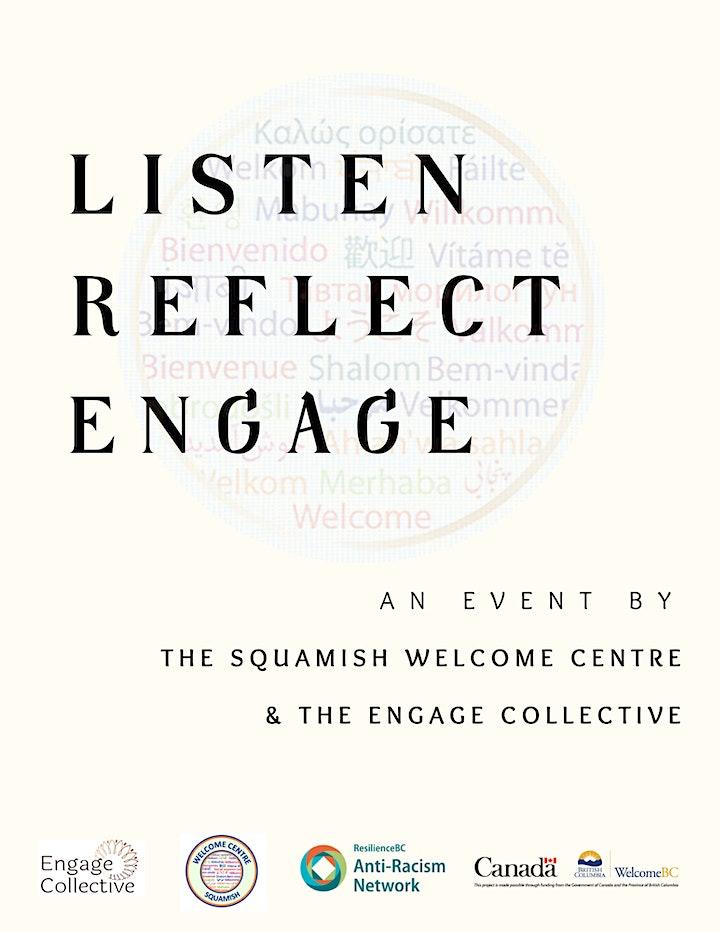 Listen, Reflect, Engage! [Squamish] image