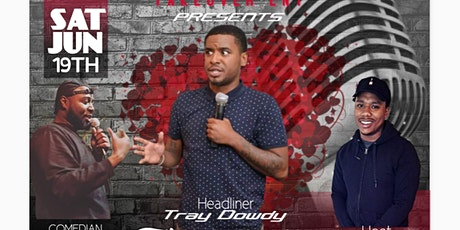 The What's Funny Comedy Show Staring Tray Dowdy tickets