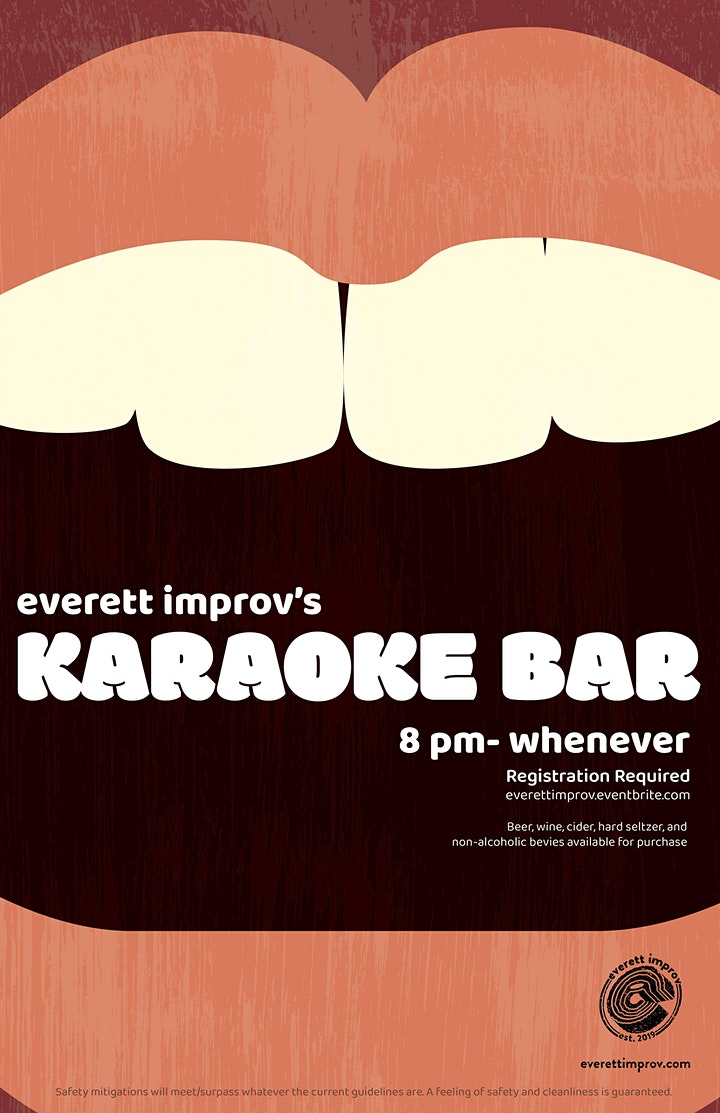 Everett Improv's Karaoke Bar #eievents image