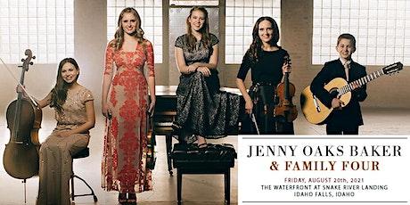Jenny Oaks Baker  Dinner Concert tickets
