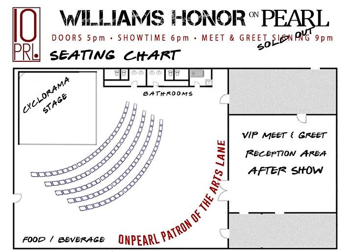 WILLIAMS HONOR on PEARL image