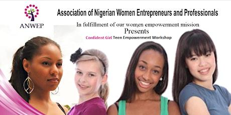 ANWEP  Empower Girls in STEM Virtual Workshop tickets