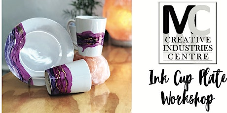 Mike Carney Creative Industries Ink Cup/Plate Workshop tickets
