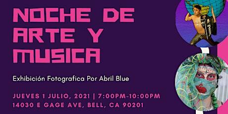 Noche de Arte y Musica tickets