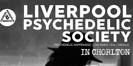 Liverpool Psychedelic Society: Thee Lucifer Sams, GoldTopBaby,Sitar Service tickets