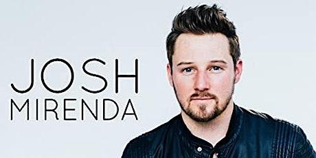 Rock The Cradle Summer Concert - Nashville Recording Artist *Josh Mirenda* tickets