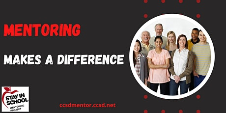 CCSD Mentor Information Session tickets
