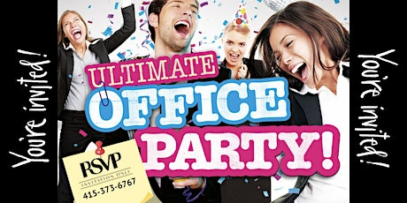 Office Party (18+) You're Invited! tickets
