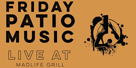 Friday Patio Music featuring William Burke and Corbette Jackson Band tickets