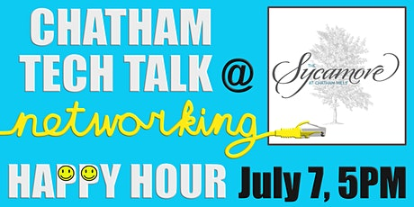 Chatham Tech Talk @ The Sycamore tickets