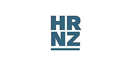 WEBINAR: HRNZ Updates - Immigration tickets