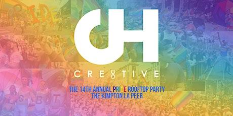 CHCre8tive 14th Annual Pride Party tickets