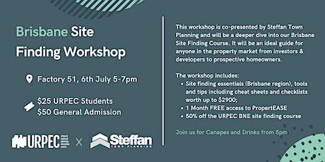 Brisbane Site Finding Workshop tickets