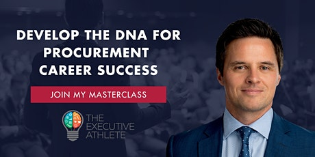 Develop the DNA for Procurement Career Success tickets