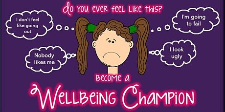 Become a Wellbeing Champion tickets