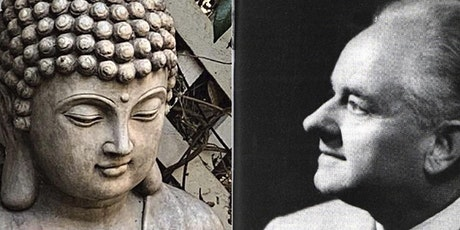 Ernest Holmes Meets the Buddha via ZOOM tickets