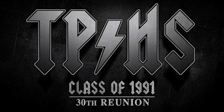 TPHS 1991 Reunion tickets