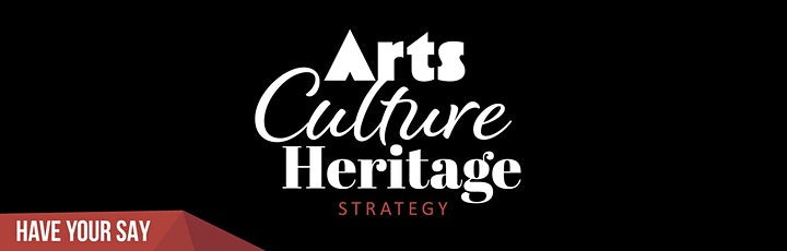 Let's Talk Heritage! Arts, Culture and Heritage Strategy Workshop image