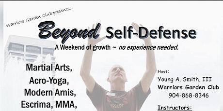 Beyond Self Defense tickets