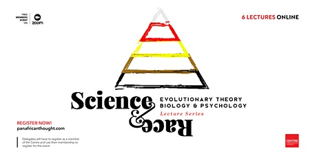Science & Race Lecture Series tickets