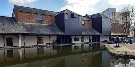 Canal History Walk tickets