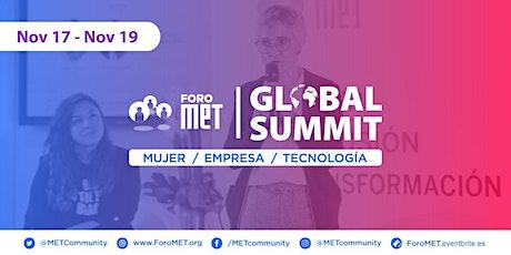 ForoMET: Global Summit 2021 entradas